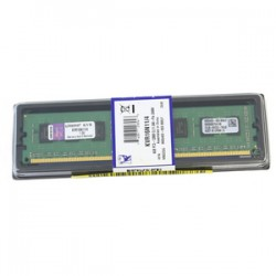 Kingston Technology - ValueRAM 8GB DDR3 1600MHz Module módulo de memoria