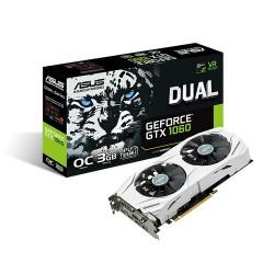 ASUS - DUAL-GTX1060-O3G GeForce GTX 1060 3 GB GDDR5