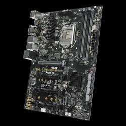 ASUS - P10S WS placa base para servidor y estación de trabajo LGA 1151 (Zócalo H4) Intel® C236 ATX