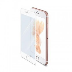 Celly - GLASS801WH iPhone 7 Plus Protector de pantalla protector de pantalla