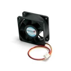 StarTech.com - FAN6X25TX3H ventilador de PC Carcasa del ordenador 6 cm 1 pieza(s) Negro