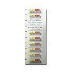 Quantum - 3-04307-10 etiqueta para código de barras Blanco