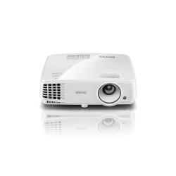 Benq - MS517H Proyector para escritorio 3300lúmenes ANSI DLP SVGA (800x600) 3D Blanco videoproyector