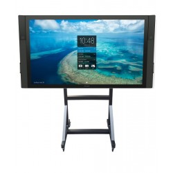 Newstar - Soporte de suelo móvil para TV - 22355425