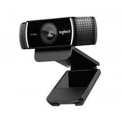 Logitech - C922 cámara web 1920 x 1080 Pixeles USB Negro