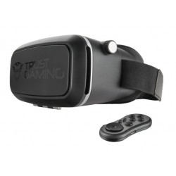 Trust - GXT 720 Smartphone-based head mounted display 385g Negro