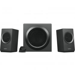 Logitech - Z337 conjunto de altavoces 2.1 channels 40 W Black
