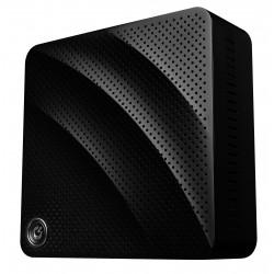 MSI - CUBI N-020BEU Intel Soc BGA 1170 1.6GHz N3710 0,6l tamaño PC Negro