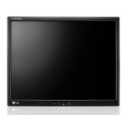"""LG - 17MB15T 17"""" 1280 x 1024Pixeles Multi-usuario Negro monitor pantalla táctil"""