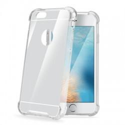 "Celly - ARMORMIR801SV funda para teléfono móvil 14 cm (5.5"") Espejo"