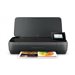 HP - OfficeJet 250 Inyección de tinta térmica 4800 x 1200 DPI 10 ppm A4 Wifi - CZ992A#BHC