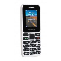 """Thomson - TLINK11 1.77"""" Color blanco Teléfono básico"""