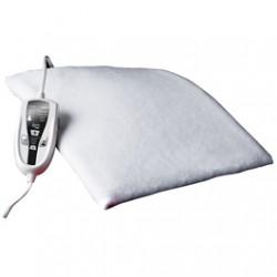 Daga - N Calentador de cama eléctrico 100W Blanco manta eléctrica y almohadilla