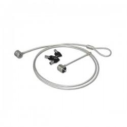 Nilox - HA41561 1.8m Gris cable antirrobo