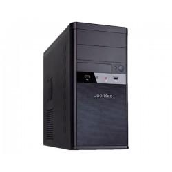 CoolBox - CAJCOOM55U3SF Torre Negro