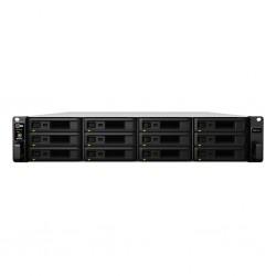 Synology - RackStation RS3617xs+ D-1531 Ethernet Bastidor (2U) Negro, Gris NAS