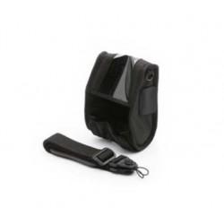 Zebra - P1031365-029 funda para dispositivo periférico Impresora portátil Funda de protección Negro