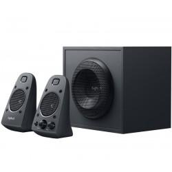 Logitech - Z625 conjunto de altavoces 2.1 canales 200 W Negro