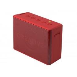 Creative Labs - MUVO 2c Stereo portable speaker Rojo