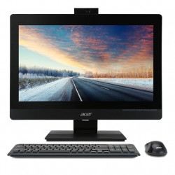 """Acer - Veriton Z4640G 3.7GHz i3-6100 21.5"""" 1920 x 1080Pixeles Negro All-in-One PC"""
