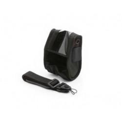 Zebra - P1031365-044 funda para dispositivo periférico Impresora portátil Funda de protección Negro