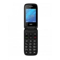 """AEG - VOXTEL SM420 2.4"""" Negro Teléfono para personas mayores"""