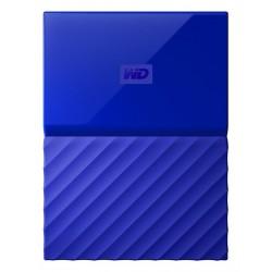 Western Digital - My Passport disco duro externo 1000 GB Azul