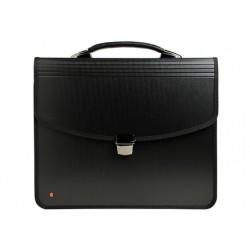 Exacompta - 59144E Polipropileno (PP) Negro caja y organizador para almacenaje de archivos