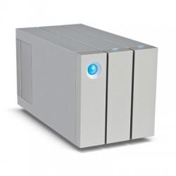 LaCie - 2big Thunderbolt 2 6000GB Escritorio Plata unidad de disco multiple