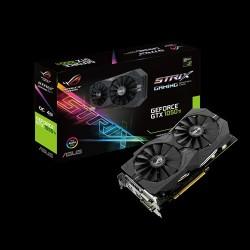ASUS - STRIX-GTX1050TI-O4G-GAMING GeForce GTX 1050 Ti 4 GB GDDR5