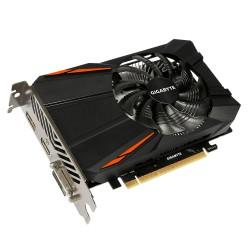Gigabyte - GeForce GTX 1050 Ti D5 4G GeForce GTX 1050 Ti 4GB GDDR5