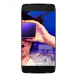 "Alcatel - IDOL 4 &VR 5.2"" SIM doble 4G 3GB 16GB 2610mAh Negro, Gris"