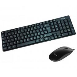 L-Link - LL-KB-816-COMBO USB Español Negro teclado