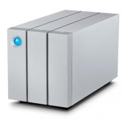 LaCie - 2big Thunderbolt 2 8GB Escritorio Plata unidad de disco multiple