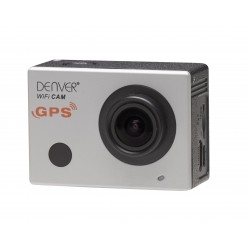 Denver Electronics - ACG-8050W 16MP Full HD CMOS Wifi cámara para deporte de acción