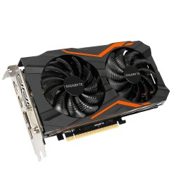Gigabyte - GV-N105TG1GAMING-4GD GeForce GTX 1050 Ti 4 GB GDDR5