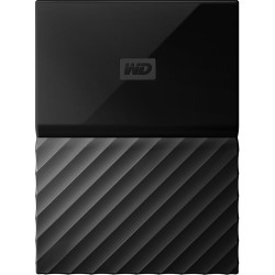 Western Digital - My Passport disco duro externo 4000 GB Negro