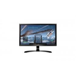 """LG - 24UD58-B 23.8"""" 4K Ultra HD IPS Mate Negro Plana pantalla para PC LED display"""