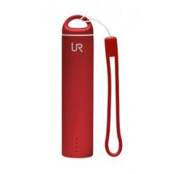 Urban Revolt - 20693 2600mAh Rojo batería externa