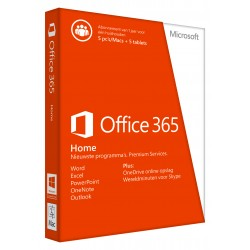 Microsoft - Office 365 Home 1usuario(s) 1año(s) Español