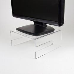 Newstar - Soporte para monitor LCD/CRT [acrílico] - 22333494