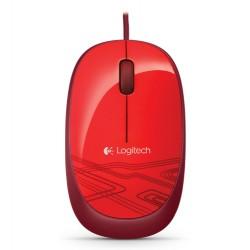 Logitech - M105 ratón USB tipo A Óptico Ambidextro - 910-002945