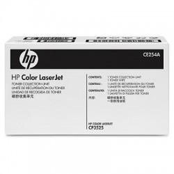 HP - Unidad de extracción de tóner Color LaserJet CE254A colector de toner