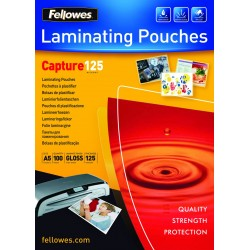 Fellowes - 5307302 plastificador 100 pieza(s)