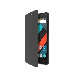 Energy Sistem - 427161 Folio Negro funda para teléfono móvil