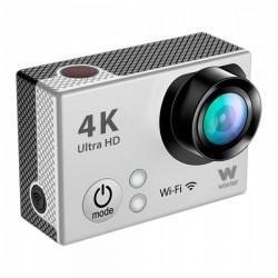 Woxter - Sportcam 4K 4K Ultra HD Wifi cámara para deporte de acción