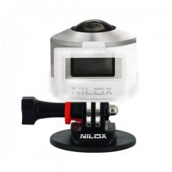 """Nilox - EVO 360 8MP Full HD 1/3"""" CMOS Wifi 61g cámara para deporte de acción"""