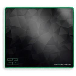 BG - Runway SE Negro, Verde Alfombrilla de ratón para juegos