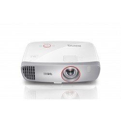 Benq - W1210ST Proyector para escritorio 2200lúmenes ANSI DLP 1080p (1920x1080) 3D Blanco videoproyector