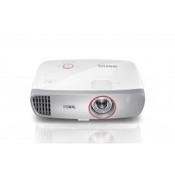 Benq - W1210ST videoproyector 2200 lúmenes ANSI DLP 1080p (1920x1080) 3D Proyector para escritorio Blanco